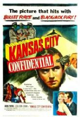 Kansas City Confidential 1952 DVD - John Payne / Coleen Gray